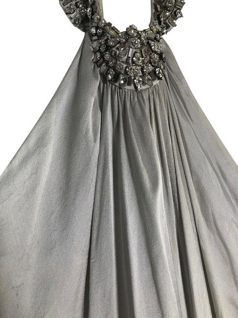 Item - Silver Jemima Khan For Mid-length Casual Maxi Dress Size 8 (M)