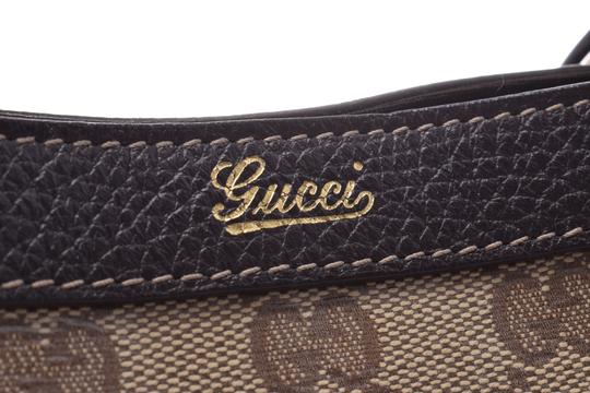 Gucci Gucci Canvas Wallet Beige Image 9