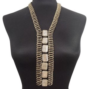 BCBGeneration TONED chain lace Egyptian Goddess