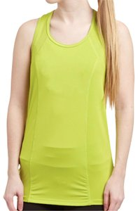 Head HEAD Lime Sports Active Tennis Tank Top Lime Green Small