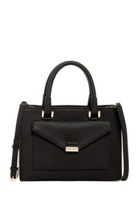 Cole Haan Leather Chr11167 Satchel in Black
