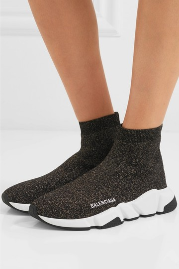 Balenciaga Speed Sneaker Sneakers High Top Athletic Image 2