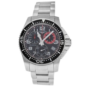 Longines Men's Longines Hydro Conquest L3.690.453.6 Steel 41MM Quartz