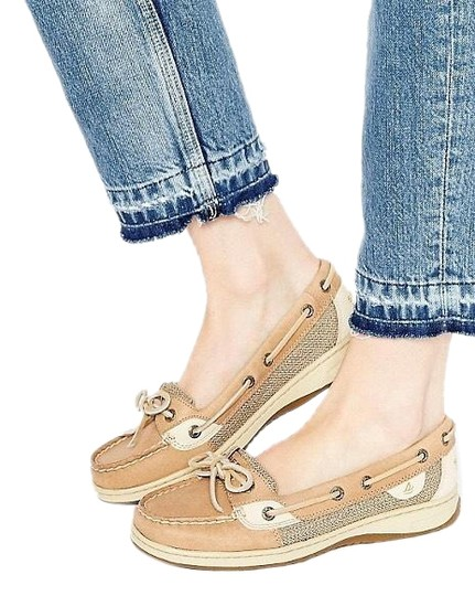 Preload https://img-static.tradesy.com/item/25981601/sperry-gold-angelfish-flats-size-us-9-narrow-aa-n-0-2-540-540.jpg