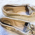 Sperry Gold Flats Image 2