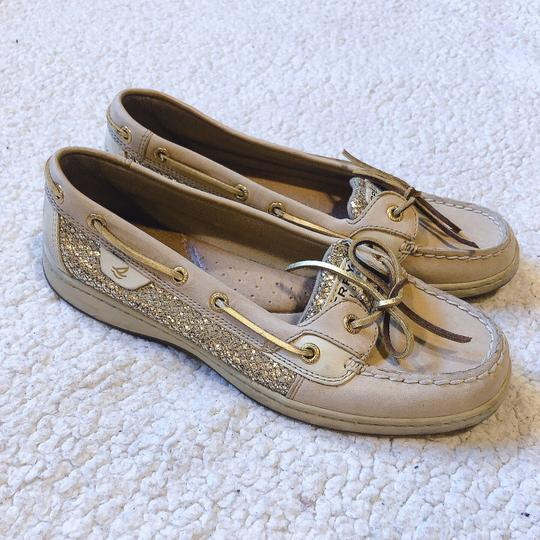 Sperry Gold Flats Image 4