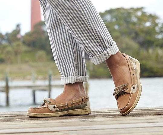 Sperry Gold Flats Image 7