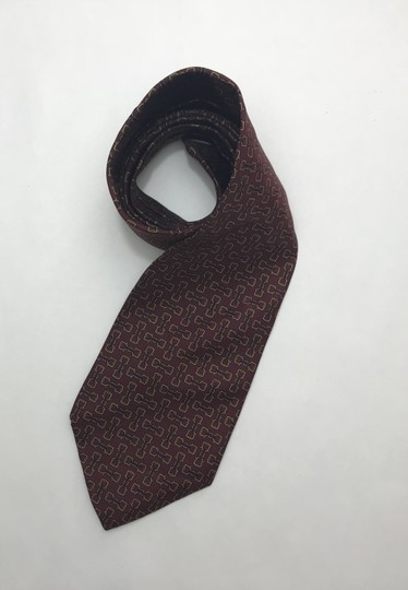 Preload https://img-static.tradesy.com/item/25981783/dior-red-and-yellow-christian-with-horse-bit-print-tiebowtie-0-0-540-540.jpg