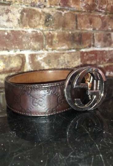 Gucci Gucci Signature Leather Belt Image 2