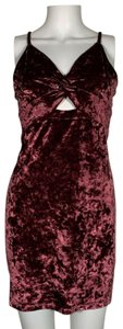 Free People Polyester Dress