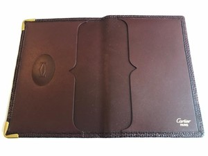 Cartier Cartier leather cover