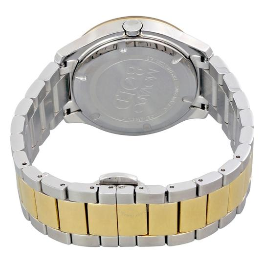 Movado Bold Two Tone Stainless Steel Midsize Womens 3600418 Image 7
