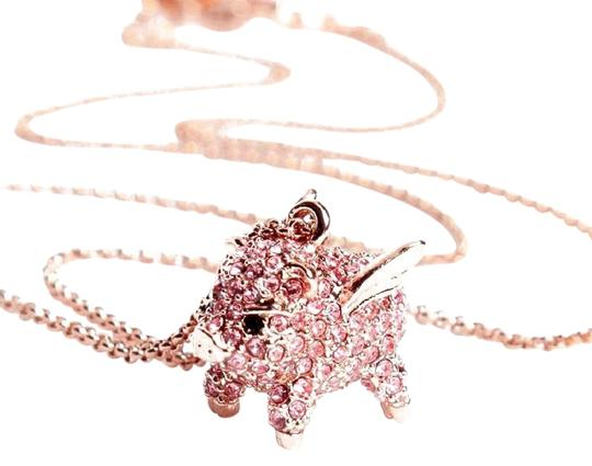 Preload https://item2.tradesy.com/images/kate-spade-pink-imagination-pave-pig-fly-mini-pendant-necklace-25982996-0-2.jpg?width=440&height=440
