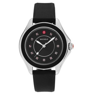 Michele Cape Silicone Stainless Steel MWW27A000006 Watch