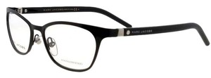 Marc Jacobs MARC77-65Z-52 Eyeglasses Size 52mm 17mm 140mm Black