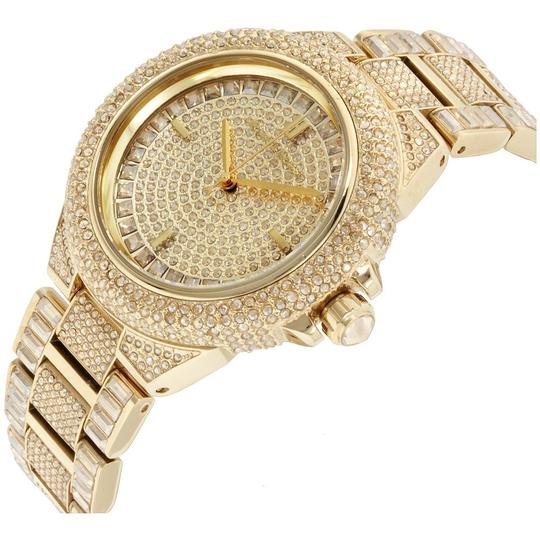 Michael Kors Camille Stainless Steel Pave Crystal MK5720 Watch Image 1