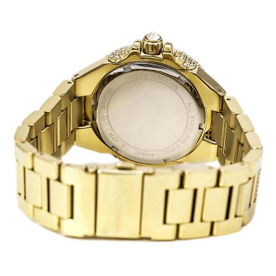 Michael Kors Camille Stainless Steel Pave Crystal MK5720 Watch Image 3