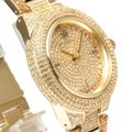 Michael Kors Camille Stainless Steel Pave Crystal MK5720 Watch Image 5