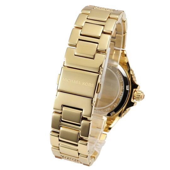Michael Kors Camille Stainless Steel Pave Crystal MK5720 Watch Image 6