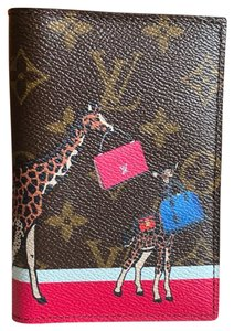 Louis Vuitton New limited edition passport cover