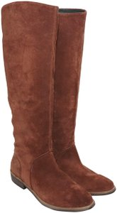 UGG Australia Riding Knee High Suede Brown Boots