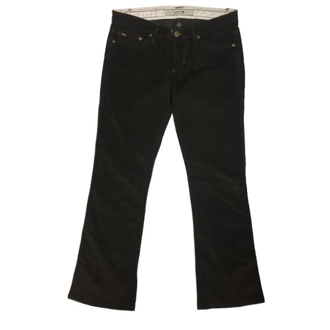Item - Brown The Lover Bootcut Corduroy Women's Flare Leg Jeans Size 27 (4, S)