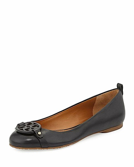 Preload https://img-static.tradesy.com/item/25985581/tory-burch-black-with-tag-mini-miller-leather-logo-flats-size-us-75-regular-m-b-0-0-540-540.jpg