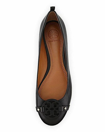 Tory Burch black with tag Flats Image 4
