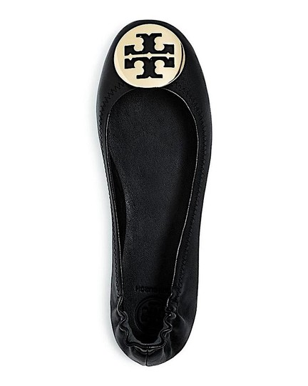 Preload https://img-static.tradesy.com/item/25985599/tory-burch-black-with-tag-mini-miller-leather-logo-flats-size-us-6-regular-m-b-0-1-540-540.jpg