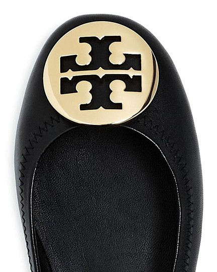 Tory Burch black with tag Flats Image 7