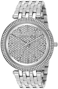 Michael Kors Darci Stainless Pave Crystal Dial MK3437