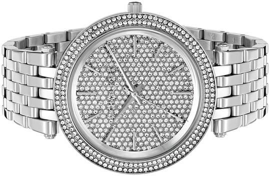 Michael Kors Darci Stainless Pave Crystal Dial MK3437 Image 1