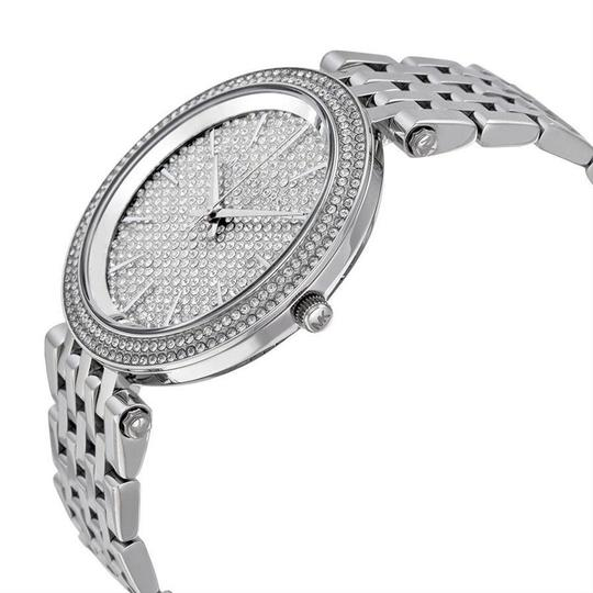 Michael Kors Darci Stainless Pave Crystal Dial MK3437 Image 6