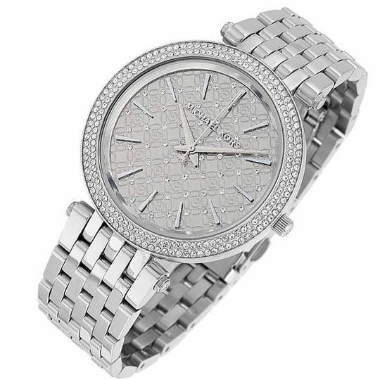 Michael Kors Darci Stainless Pave Crystal Dial MK3437 Image 9