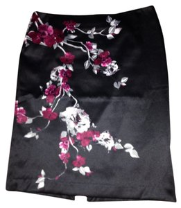 White House | Black Market Work Sexy Satin Pencil Skirt