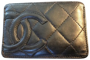 Chanel CHANEL CC Logo Cambon Card Case