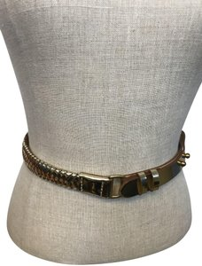 Rag & Bone Rag & Bone Gold Belt