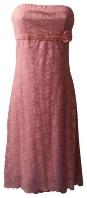 Preload https://item3.tradesy.com/images/taboo-pink-sparkling-strapless-mid-length-cocktail-dress-size-6-s-25987-0-0.jpg?width=400&height=650