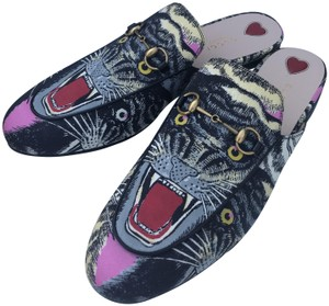 Gucci Guccimules Gucci40.5 Guccishoes40.5 Gucciangrycatmules Mules
