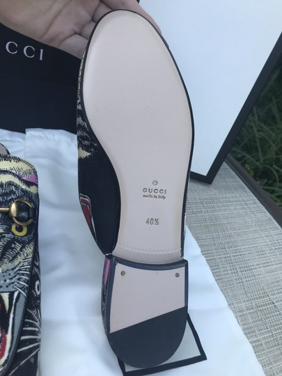 Gucci Guccimules Gucci40.5 Guccishoes40.5 Gucciangrycatmules Mules Image 3