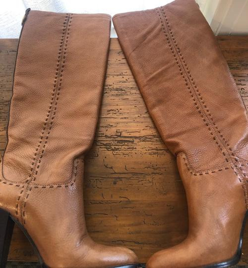 Tory Burch toffee Boots Image 10