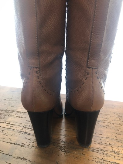 Tory Burch toffee Boots Image 6