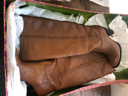 Tory Burch toffee Boots Image 1