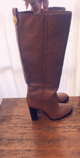 Tory Burch toffee Boots Image 3