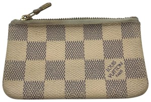 Louis Vuitton Cles Coin Change Wallet Pochette Key Zip