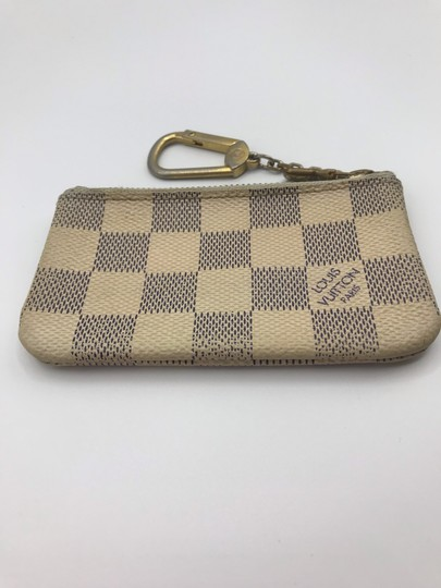 Louis Vuitton Cles Coin Change Wallet Pochette Key Zip Image 4