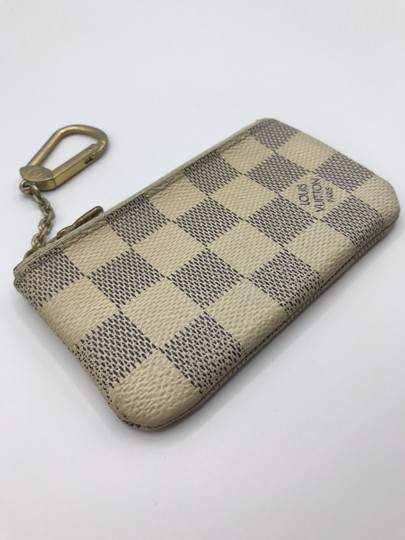 Louis Vuitton Cles Coin Change Wallet Pochette Key Zip Image 5