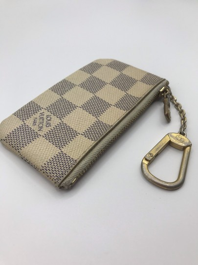 Louis Vuitton Cles Coin Change Wallet Pochette Key Zip Image 8