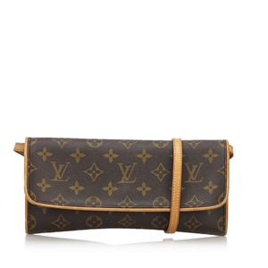 Louis Vuitton 9glvcx052 Vintage Cross Body Bag