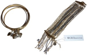 BCBGeneration Bangles and Chain
